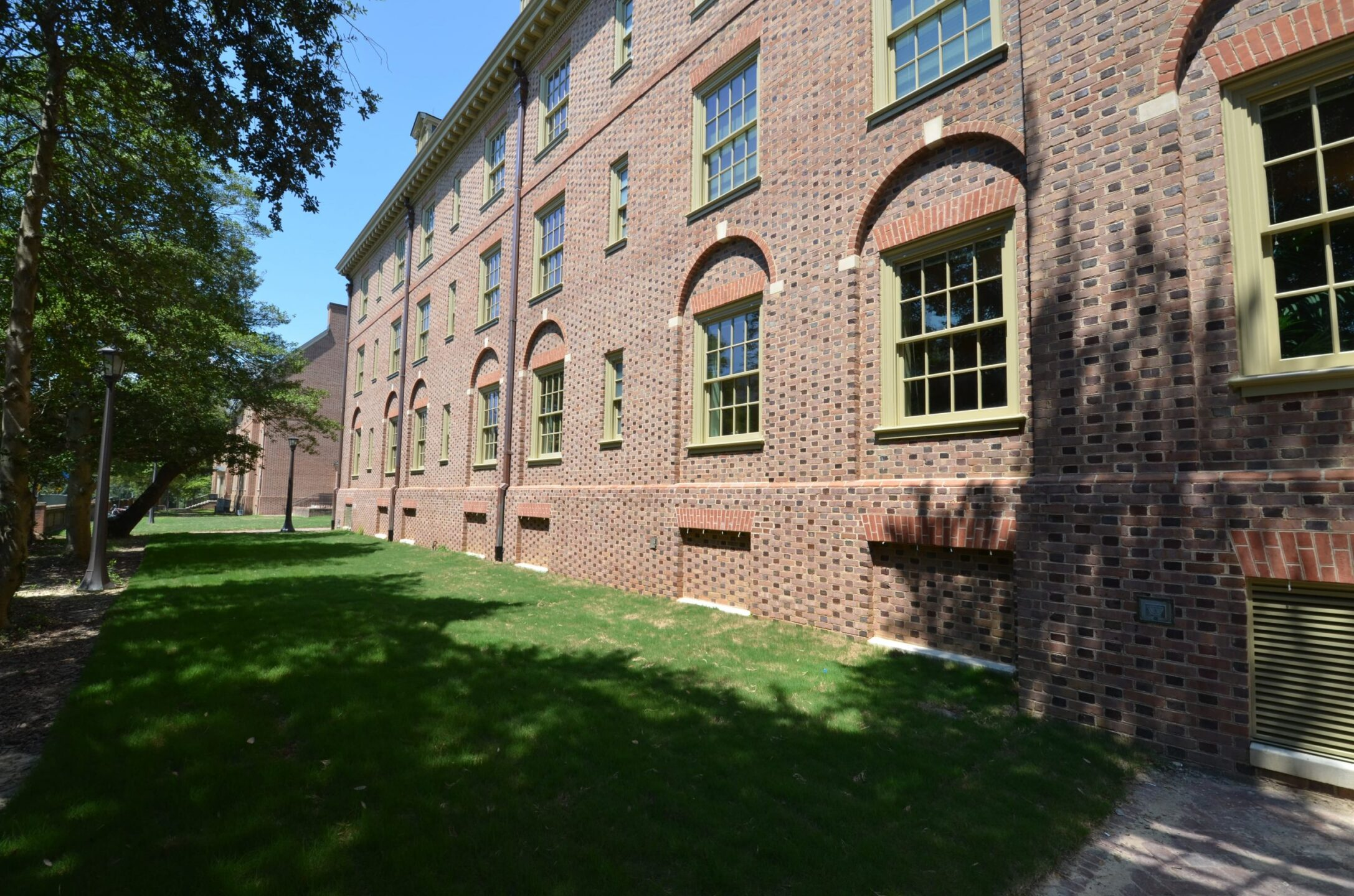 Chandler Hall, College Of William And Mary