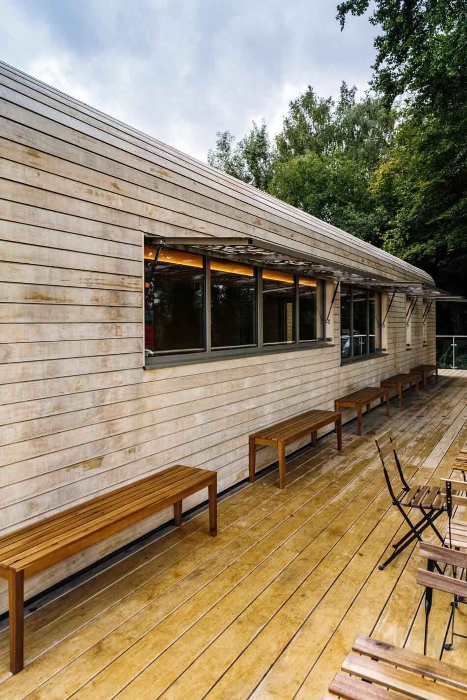 The Handlebar Café