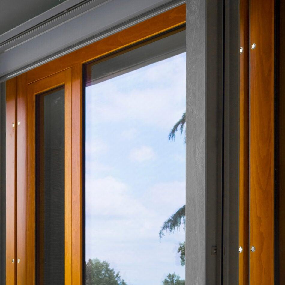 High performance Accoya windows were the perfect choice