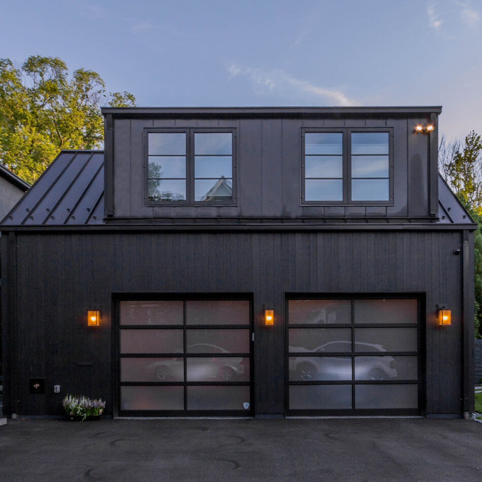 Unique and Striking - Accoya fits the bill
