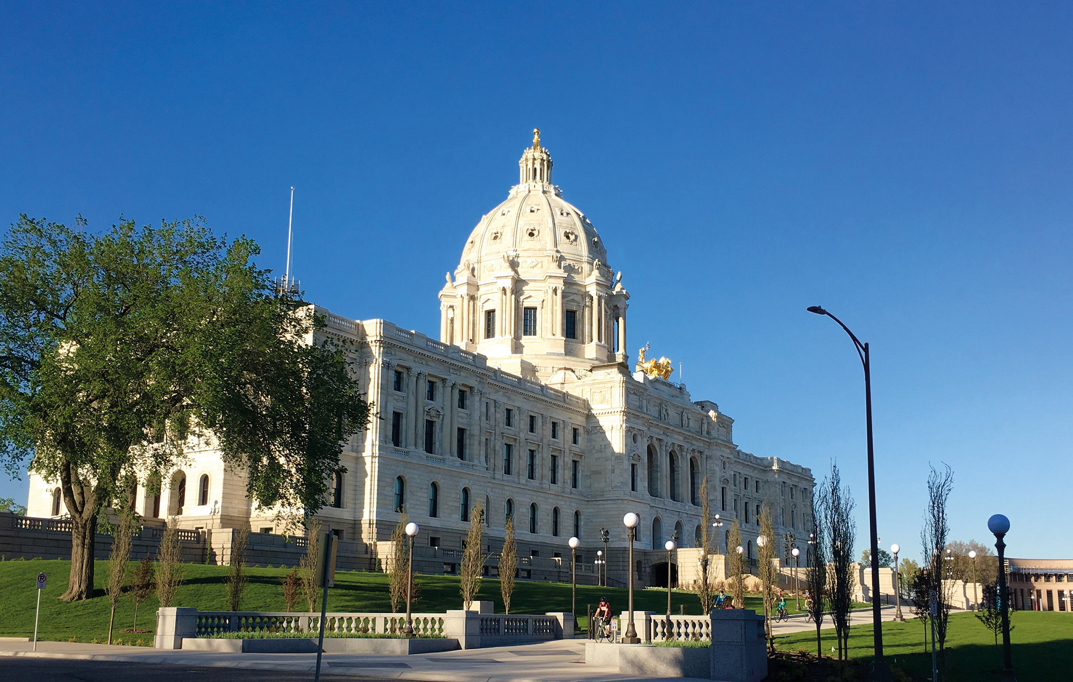 Restoration of Minnesota State Capitol