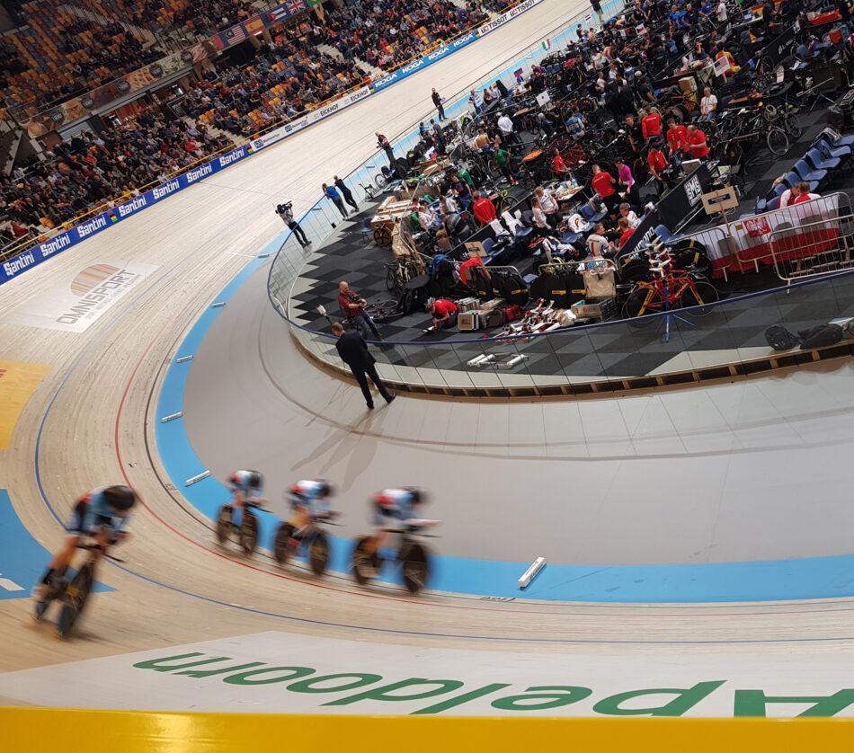 Omnisport Arena, Apeldoorn, The Netherlands