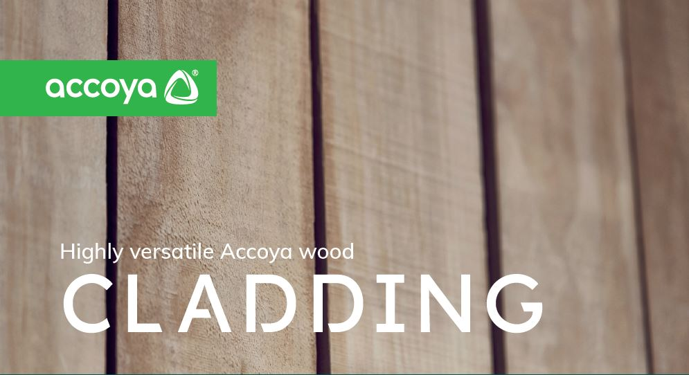 Accoya Benefits Flyer - Cladding