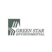 Green Start Environmal logo with white border