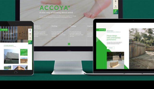 New Accoya® Website Launch!