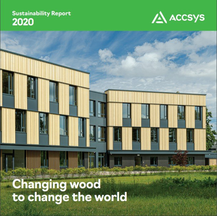 Sustainability at Accsys