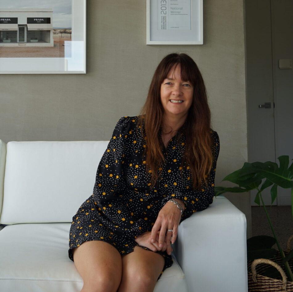 Diana Blake, architect
