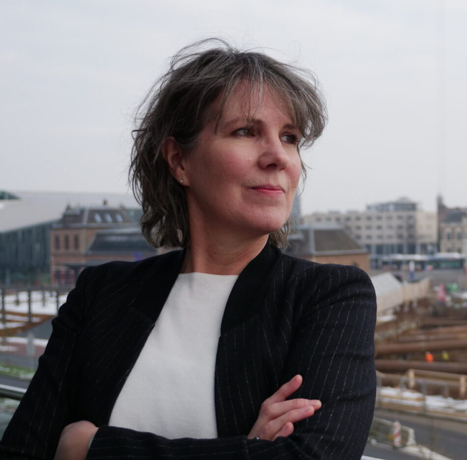 Liesbeth Janson, architect